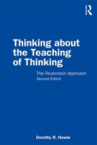 Cover Thinking about the Teaching of Thinking