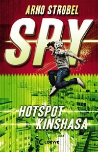 Cover SPY - Hotspot Kinshasa