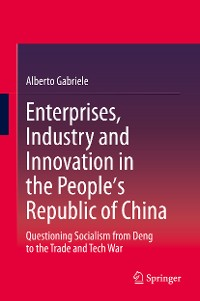 Cover Enterprises, Industry and Innovation in the People's Republic of China