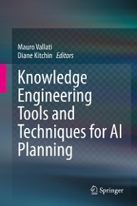 Cover Knowledge Engineering Tools and Techniques for AI Planning