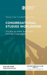 Cover Congregational Studies Worldwide
