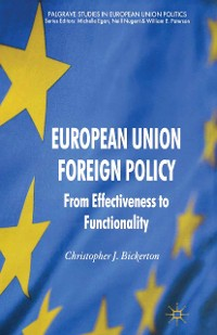 Cover European Union Foreign Policy