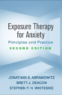 Cover Exposure Therapy for Anxiety, Second Edition