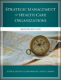 Cover The Strategic Management of Health Care Organizations