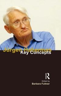 Cover Jurgen Habermas