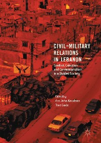 Cover Civil-Military Relations in Lebanon