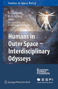 Cover Humans in Outer Space - Interdisciplinary Odysseys
