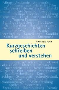 Cover Kurzgeschichten schreiben und verstehen