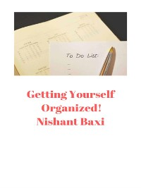 Cover Getting Yourself  Organized!