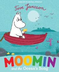 Cover Moomin and the Ocean s Song