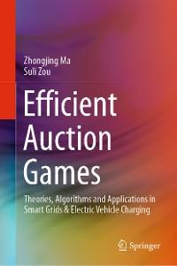 Cover Efficient Auction Games