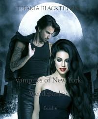 Cover Vampires of New York  4