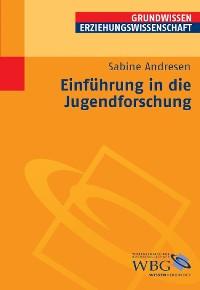 Cover Einführung in die Jugendforschung