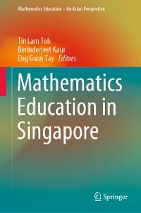 Cover Mathematics Education in Singapore