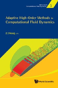 Cover Adaptive High-order Methods In Computational Fluid Dynamics