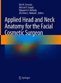 Cover Applied Head and Neck Anatomy for the Facial Cosmetic Surgeon