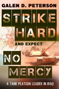 Cover Strike Hard and Expect No Mercy
