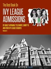 Cover Best Book On Ivy League Admissions