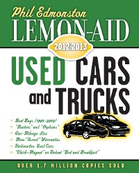 Cover Lemon-Aid Used Cars and Trucks 2012–2013