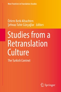 Cover Studies from a Retranslation Culture