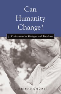 Cover Can Humanity Change?
