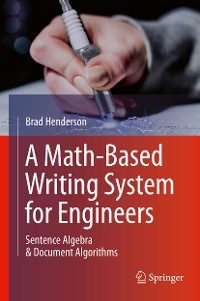 Cover A Math-Based Writing System for Engineers