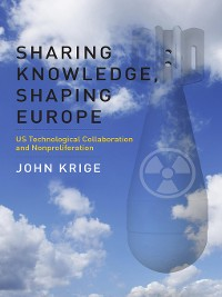 Cover Sharing Knowledge, Shaping Europe