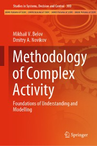 Cover Methodology of Complex Activity
