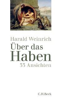 Cover Über das Haben