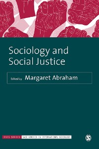 Cover Sociology and Social Justice