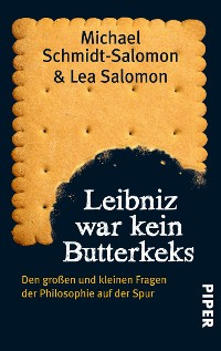 Cover Leibniz war kein Butterkeks