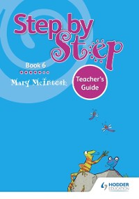Cover Step by Step Book 6 Teacher's Guide