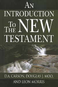 Cover An Introduction to the New Testament