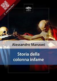 Cover Storia della colonna infame