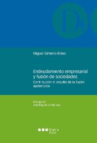 Cover Endeudamiento empresarial y fusión de sociedades