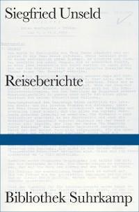 Cover Reiseberichte