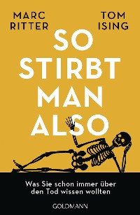 Cover So stirbt man also