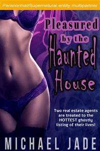 Cover Pleasured by the Haunted House