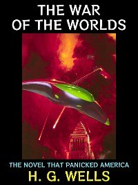 Cover The War of the Worlds.