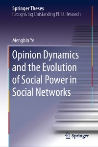 Cover Opinion Dynamics and the Evolution of Social Power in Social Networks