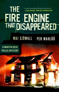 Cover Fire Engine that Disappeared