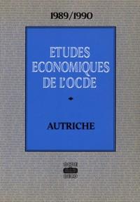 Cover Etudes economiques de l'OCDE : Autriche 1990