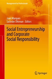 Cover Social Entrepreneurship and Corporate Social Responsibility