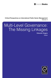 Cover Multi-Level Governance