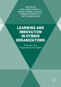 Cover Learning and Innovation in Hybrid Organizations