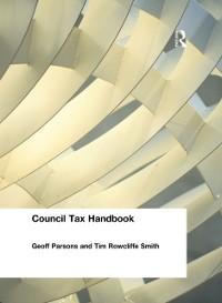 Cover Council Tax Handbook