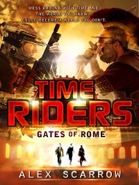 Cover Gates of Rome