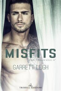 Cover Misfits: Edizione italiana