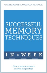Cover Successful Memory Techniques In A Week