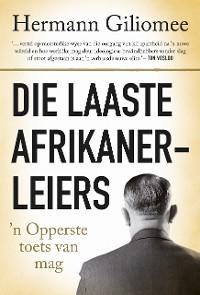 Cover Die Laaste Afrikanerleiers
